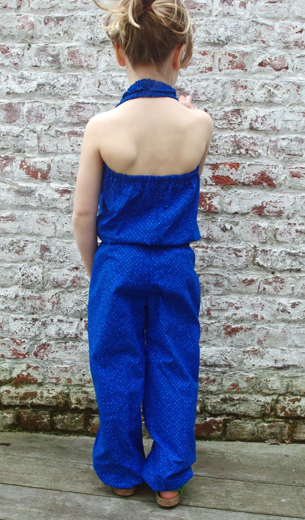 ASH Jumpsuit - Willow & Co patterns // Behind the Hedgerow